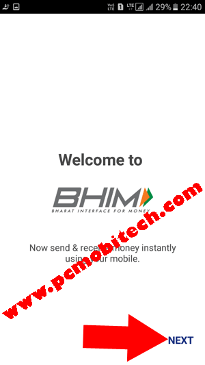 Download,-Install-and-activate-BHIM-app-Welcome-www.pcmobitech.com
