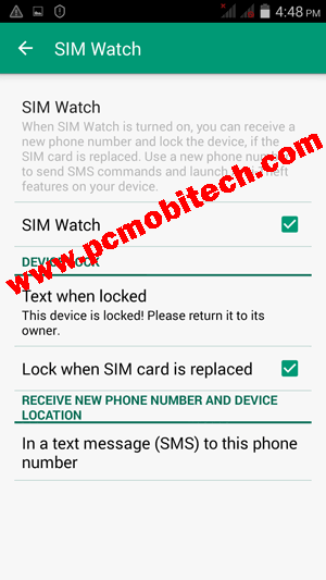 enable-kaspersky-antitheft-sim-watch-option