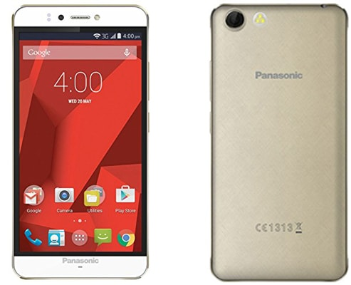 Top 5 mobiles under Rs. 10000 ($150): panasonic-p55-novo-3gb-ram