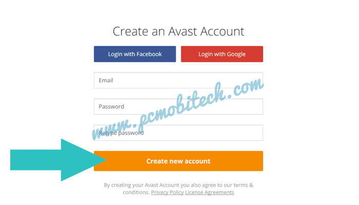 Register-avast-antivirus-create-a-new-account-online