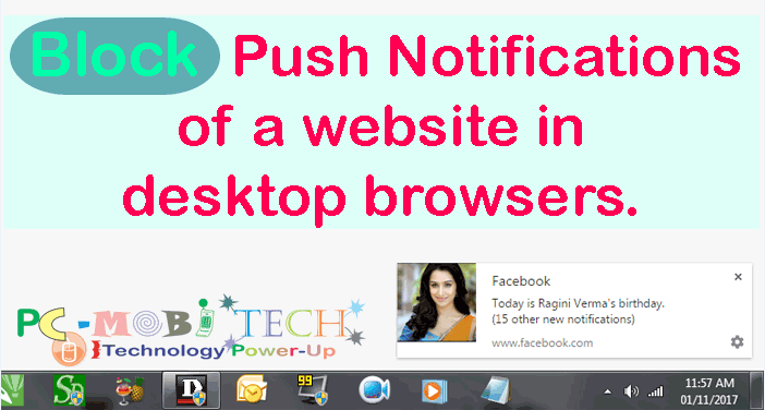 How-to-enable-or-disable-Facebook-Post-or-photo-Notifications in Desktop Browser