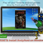 How to Download & install Andyroid Android app emulator in Windows PC.