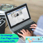 Howto change Facebook Page name & Username-URL in 2018.