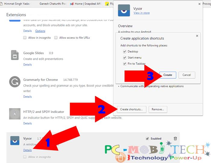 vysor download for windows 64 bit