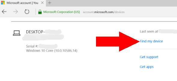 find-my-device-with-Microsoft-account