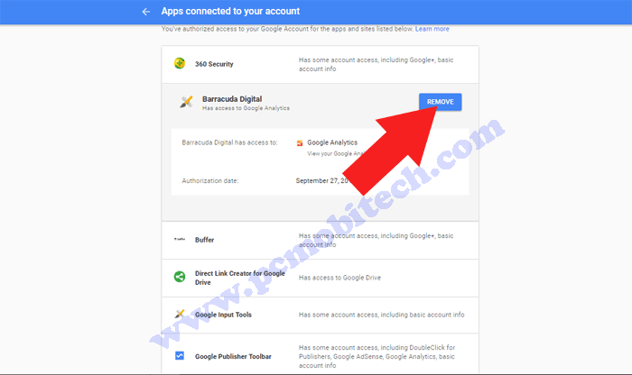 Google-Account-app-permission-options