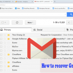 8 ways to recover forgotten Gmail ID Password