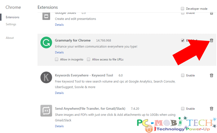 Howto Install Uninstall, Enable Disable Google Chrome apps ...