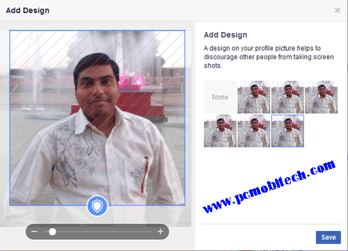 How to Enable & Disable Facebook Profile Picture Guard 3