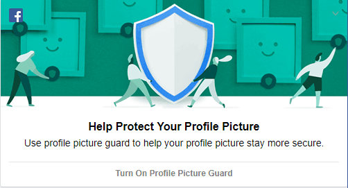 How to Enable & Disable Facebook Profile Picture Guard