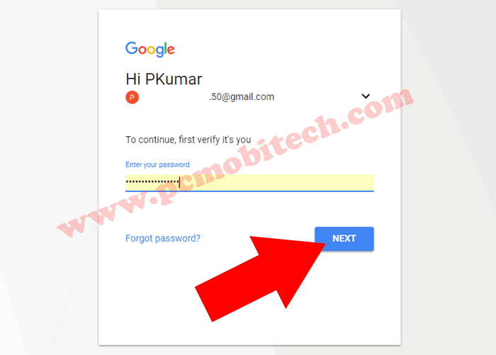 How to enable 2 factor authentication on Google Account 3