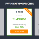 IP Vanish VPN Special Discount Sale for October 2017 (46% off).