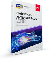 Bitdefender Antivirus plus 2018 $20 off