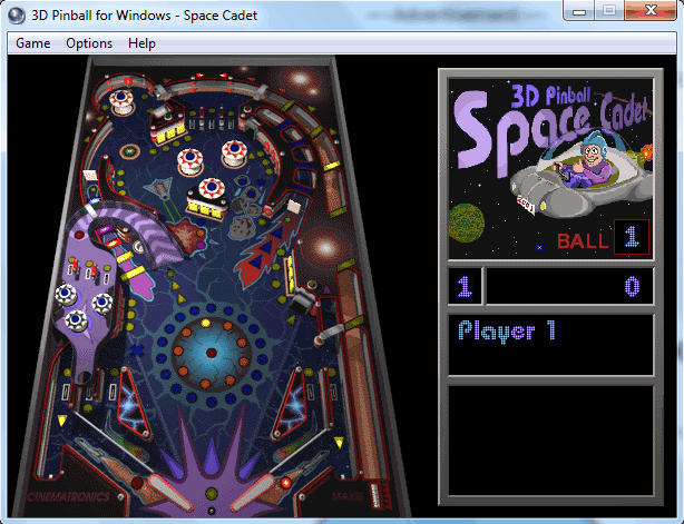 How to How to bring back Microsoft Dropped 3D Pinball Game in Windows Vista, 7, 8, 10 main