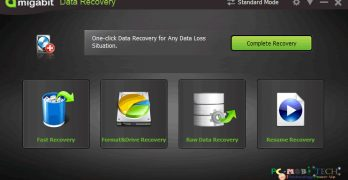 Amigabit-data-recovery-Standard-mode