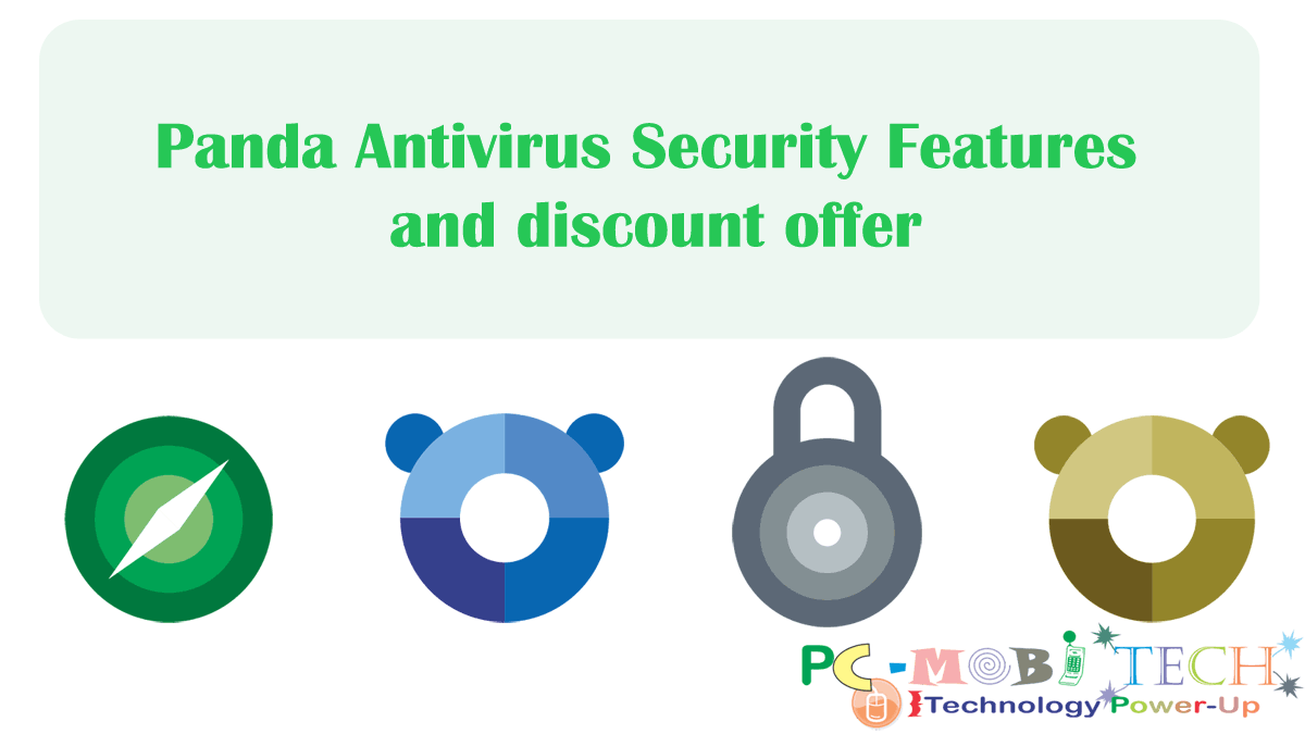 Panda Antivirus Security Features and discount offer