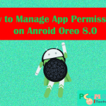 How to Manage App Permissions on Android Oreo 8.0