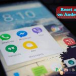 How to reset an app on Android Oreo 8.0?