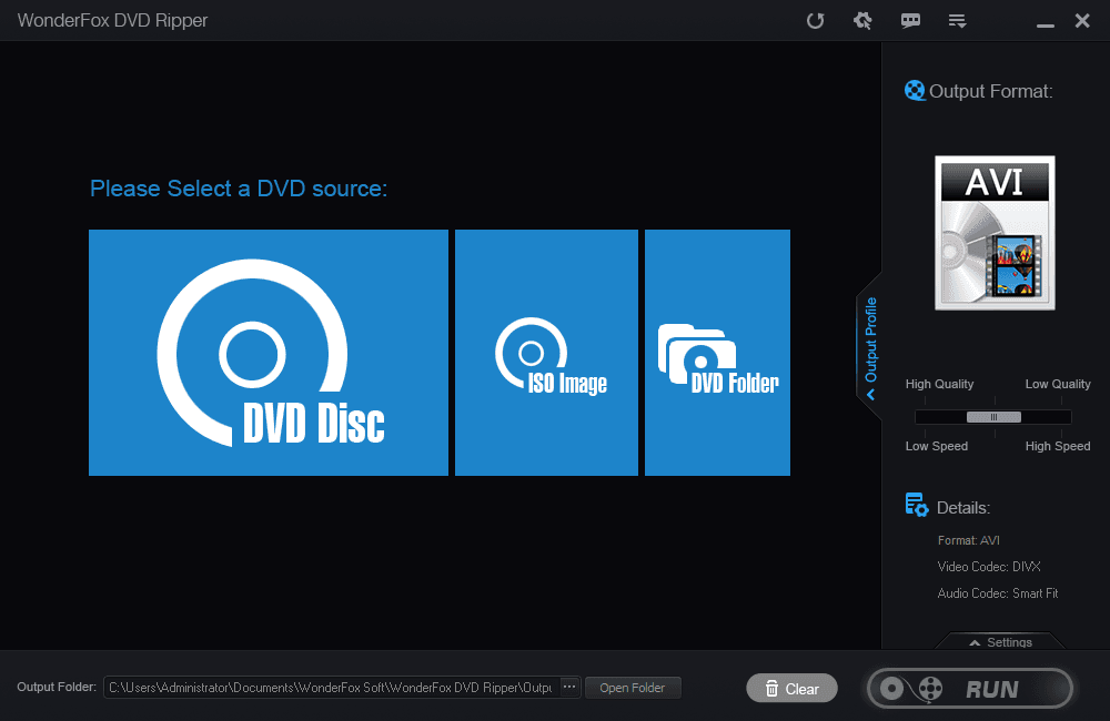 How to Backup DVD for Windows-1
