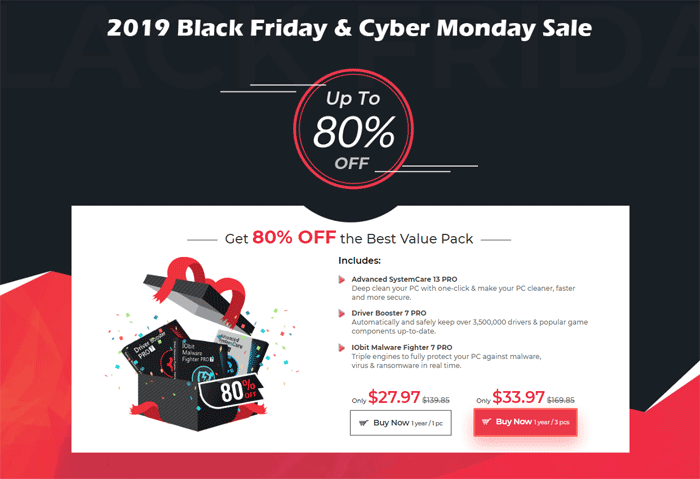 Iobit-Black-Friday-&-Cyber-Monday-2019-Offer-Page