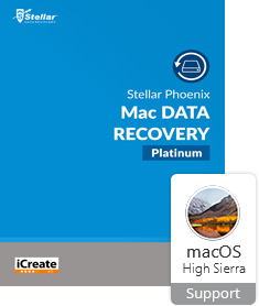 Stellar Phoenix Mac Data Recovery Platinum Coupon Code, Discount Offer up to 35% Off: