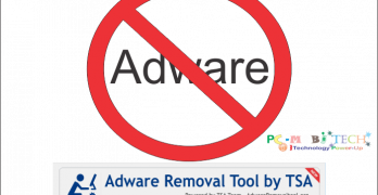 Adware Removal Tool- How to Remove Adware From Windows 7 8 8.1 10