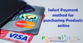 What is the safest method for purchasing products online
