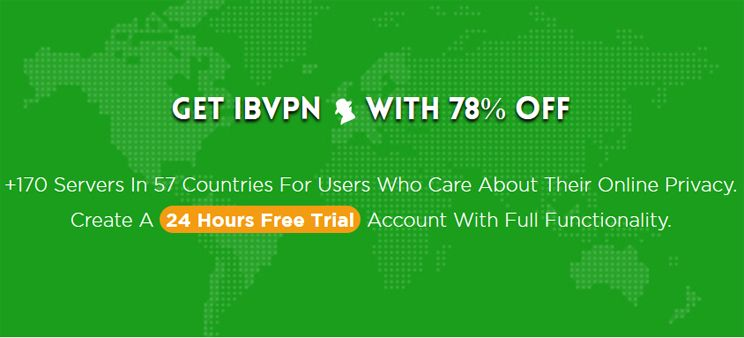 ibVPN Coupon Codes, Discount and Promo Codes