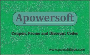 APowerSoft Coupons, Promo Codes, Discount