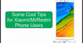 10 Useful Tips for Xiaomi MIUI 9.5 – Mi or Redmi Series Smartphones.