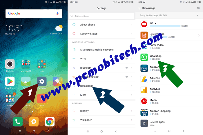 Block Internet Access to All Apps on Xiaomi MIUI 9 5