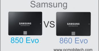 Samsung 850 Evo vs 860 Evo (What is the difference?)