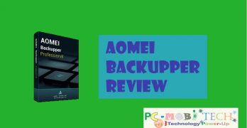 AOMEI Backupper Review (2018)