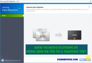 How to Move Existing OS from HDD or SSD to A Samsung SSD