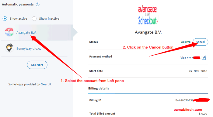 Cancel-an-automatic-payment-in-PayPal-account