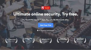 NordVPN 7days Free Trial