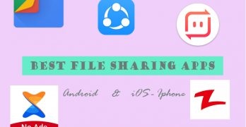 Best File Sharing Apps for Android And Iphone