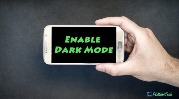 Enable-dark-mode-android-smartphone