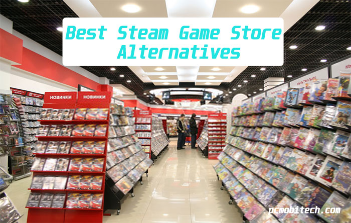 Best-Steam-Alternatives