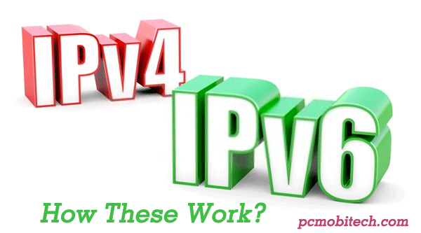How-IPV4-and-IPV6-work