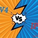 What is the difference between IPV4 & IPV6? (IPV4 Vs IPV6)