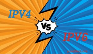 What is the difference between IPV4 & IPV6? (IPV4 Vs IPV6)