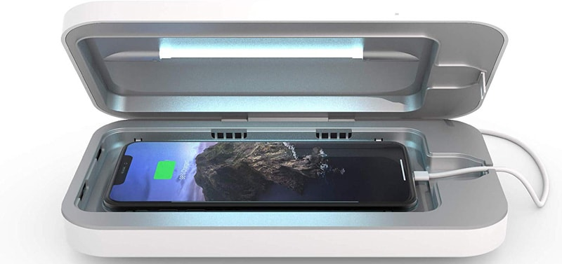 uv-light-smartphone-cleaner