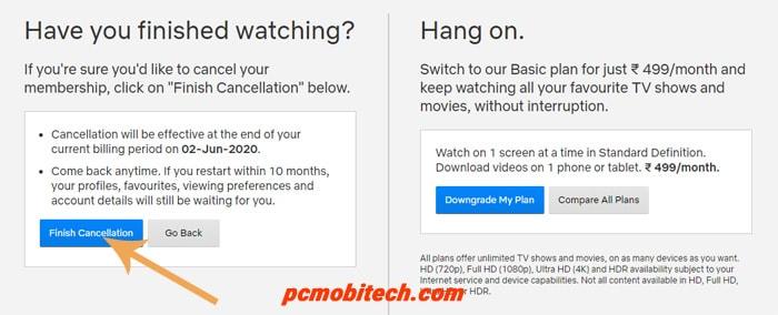 Netflix-cancellation-finish