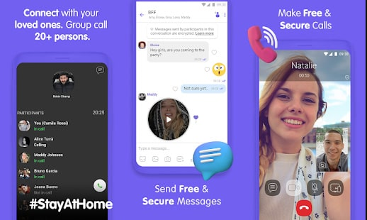 Viber-best-video-chatting-apps