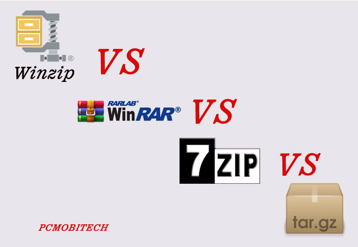 Zip-vs-Rar-vs-7-zip-vs-Tar