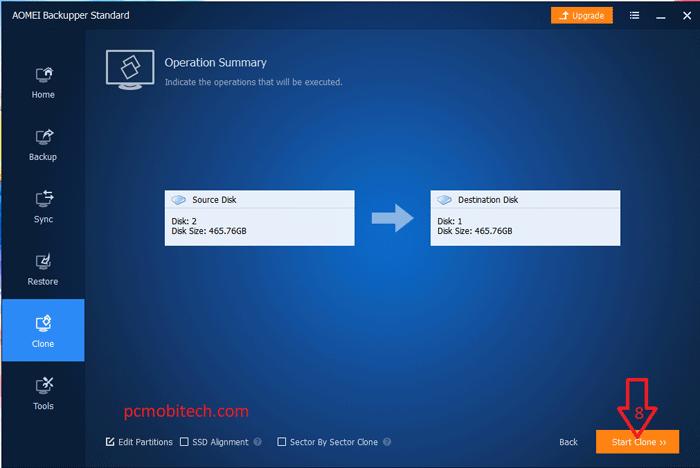 Disk-Clone-using-AOMEI-Backupper-5